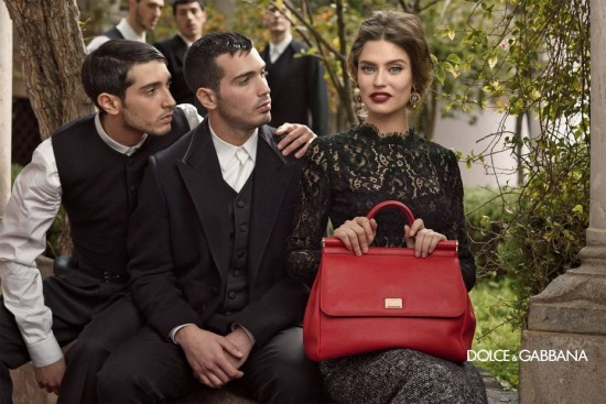 Dolce & Gabbana φθινόπωρο - χειμώνας 2013-2014