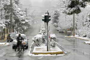 Τι κάνουμε κατα τη διάρκεια χιονόπτωσης ή χιονοθύελλας;