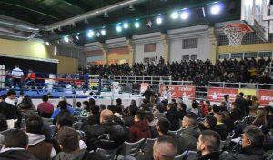 Με εξαιρετική επιτυχία η διεξαγωγή του Πανελλήνιου Πρωταθλήματος Πυγμαχίας