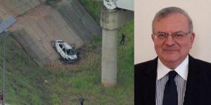Απανθρακωμένος στο αυτοκίνητο βρέθηκε ο Έλληνας πρέσβης