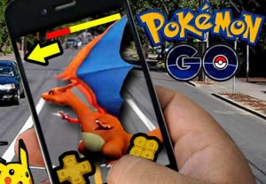 Update στο Pokemon Go