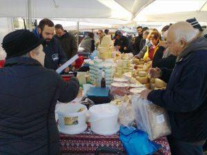 25η Δράση Διάθεσης Αγροτικών Προϊόντων στο Μαρούσι