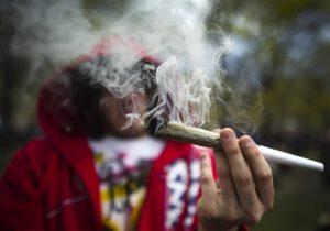Διανομή μαριχουάνας στη τελετή ορκωμοσίας του Ντόναλντ Τραμπ