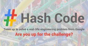 Δηλώστε συμμετοχή για τον διαγωνισμό της Google Hash Code 2017