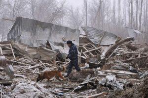 37 οι νεκροί από αεροσκάφος που συνετρίβη