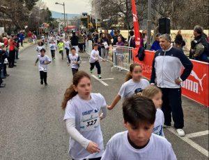 Χιλιάδες δρομείς μοιράστηκαν τη χαρά του αθλητισμού στο Μαρούσι