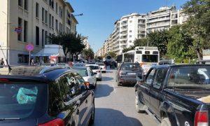 Eλεγχόμενη στάθμευση στη Θεσσαλονίκη από Σεπτέμβριο