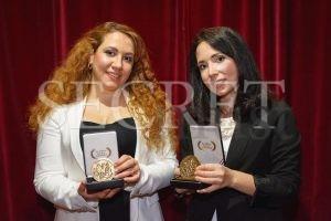Χρυσά μετάλλια στα φετινά Global Music Awards για τις Αρετή και Ιωάννα Σπανομάρκου