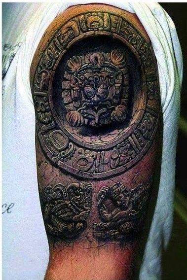 Tattoo που θα σας εντυπωσιάσουν!