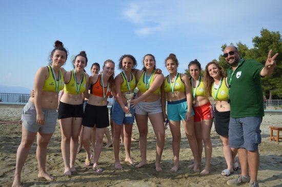 Έπεσε η αυλαία του 1ου τουρνουα Beach Handball στον Κάλαμο, για το 18ο Πανελληνιο Πρωτάθλημα