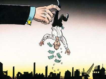 Κόλπα και χαράτσια σε χιλιάδες φτωχούς ιδιοκτήτες