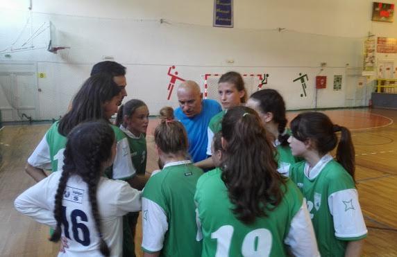 Στις 8 καλύτερες ομάδες της Ελλάδος η ομάδα Παγκορασίδων Β΄ του Α.Ο. Άνοιξης Χαντμπολ
