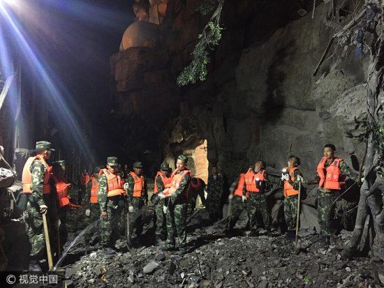 13 νεκροί και 175τραυματίες από τον μεγάλο σεισμό στην Κίνα