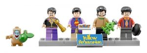 Οι Μπιτλς γίνονται… Lego