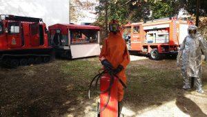 Η Πυροσβεστική Υπηρεσία στην Ονειρούπολη