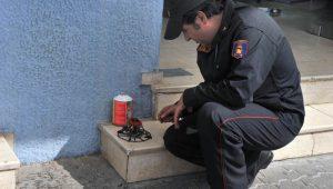 Εμπρηστική επίθεση με γκαζάκια σε σύνδεσμο του Παναθηναϊκού