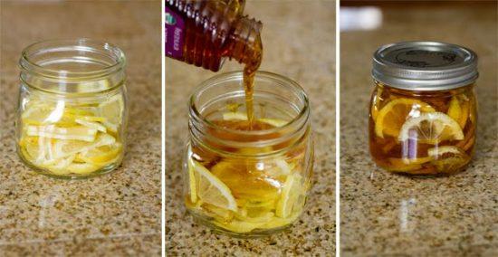 Φτιάξτε σπιτικό σιρόπι για τον βήχα