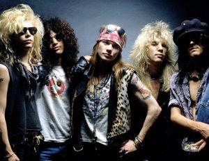 Oι Guns N'Roses σε όλη την Ευρώπη