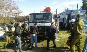 Φορτηγό σκόρπισε το θάνατο στην Ιερουσαλήμ