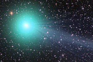Ασυνήθιστος κομήτης πλησιάζει τη Γη