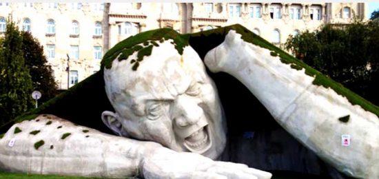 Αγάλματα που δεν φαντάζεστε ότι υπάρχουν