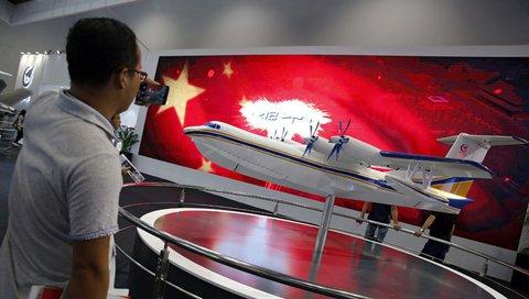Το αμφίβιο αεροσκάφος θα κάνει τον Μάιο την παρθενική πτήση του