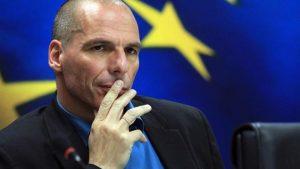 Γιάνης Βαρουφάκης- Υποψήφιος στις ευρωεκλογές