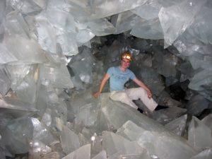Γιγαντιαίο σπήλαιο κρυστάλλων ανακαλύφθηκε στην Ισπανία