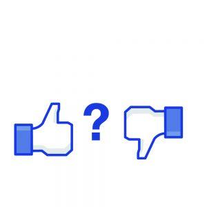 Έρχεται και το «dislike» στο facebook