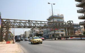Έτοιμο το Μαρούσι για την κατασκευή της τρίτης πεζογέφυρας.