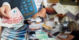 Ο τελικός «λογαριασμός» για μισθωτούς - συνταξιούχους (πίνακες)