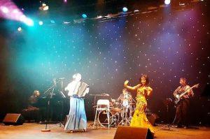 Εκπληκτική η συναυλία της Ζωής Τηγανούρια στο Λονδίνο