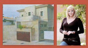 Ξανά σε πλειστηριασμό η βίλα της Δήμητρας Λιάνη στην Εκάλη
