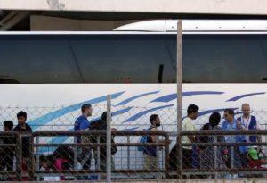 Εκκενώθηκε το Ελληνικό από πρόσφυγες και μετανάστες