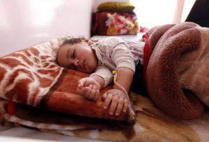 Υεμένη: Ένα παιδί μολύνεται κάθε λεπτό από χολέρα