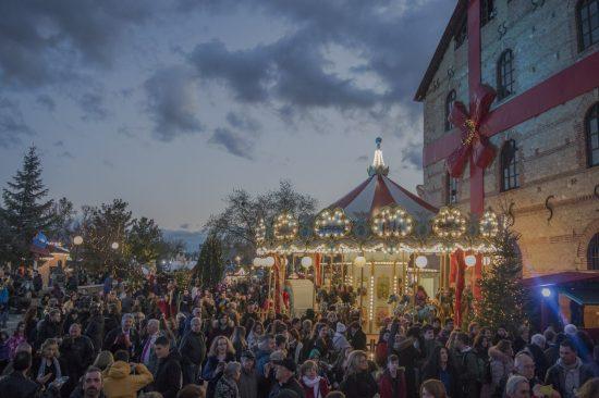 Η καρδιά των Χριστουγέννων στα Τρίκαλα
