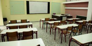 Βανδαλισμός από μαθητές λυκείου μέσα στην αίθουσα του σχολείου στα Χανιά