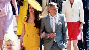 Αμάλ Αλαμουντίν: Πωλείται το διάσημο κίτρινο φόρεμα της